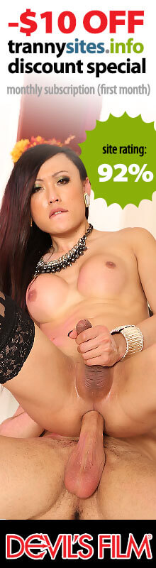 Devil's Movie - sexy transsexuals, hot female strapon domination and much more