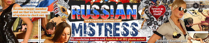 Website review: Russian Mistress