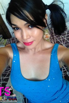 TS Filipina - sexy transsexual girl from Virgin Islands