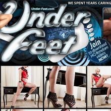 Visit Under Feet